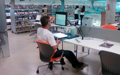 Biblioteca de São Paulo possui diversosrecursosdeacessibilidade