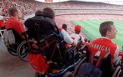 Copa do Mundo, paratodomundo: a acessibilidade no mundo dofutebol