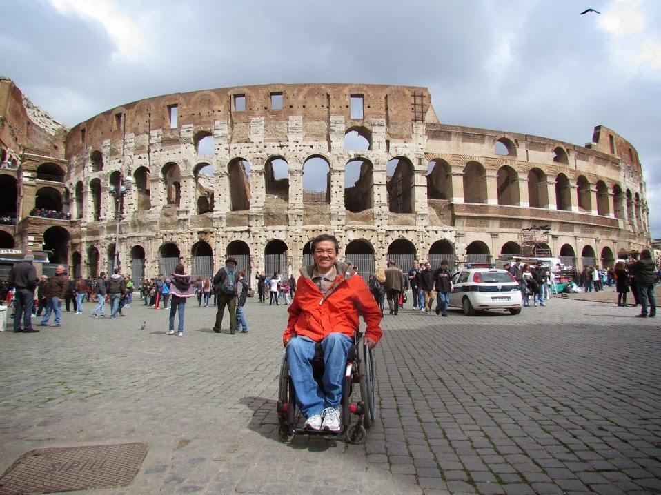 Empresário fica paraplégico em sequestro e investe em turismo inclusivo (2)