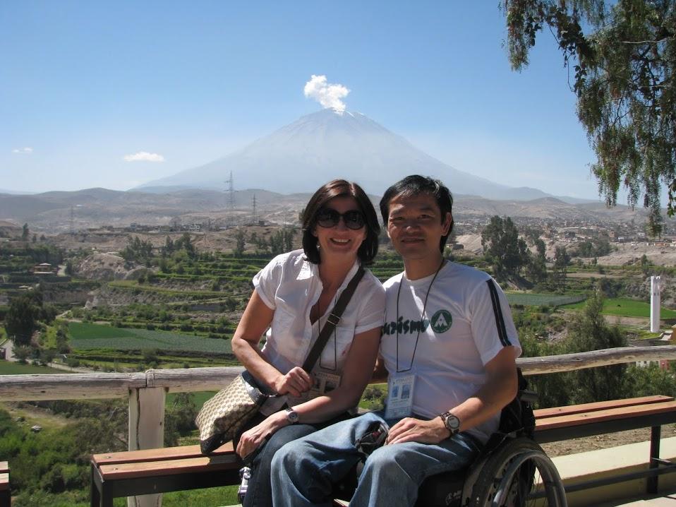 Empresário fica paraplégico em sequestro e investe em turismo inclusivo (3)