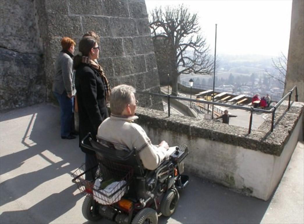 2011-12 Vencedor do Prêmio Cidades Acessíveis - Salzburgo, Àustria