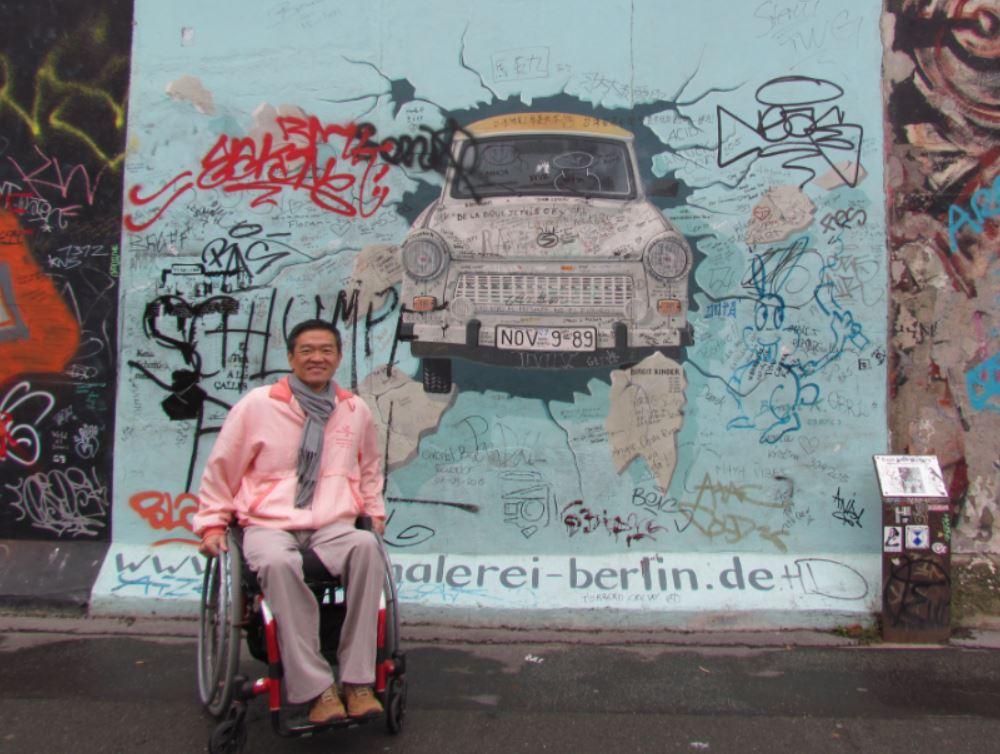 2012-13 Vencedor do Prêmio Cidades Acessíveis - Berlin, Alemanha