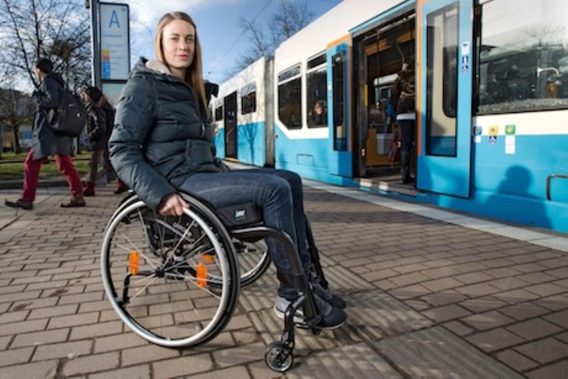 2013-14 Vencedor do Prêmio Cidades Acessíveis - Gotemburgo, Suécia