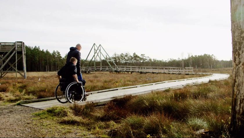 2015 Vencedor do Prêmio Cidades Acessíveis - Borås, Suécia