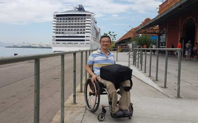 Destinos de cruceros accesibles. Debate sobre la dificultad además de la embarcación.