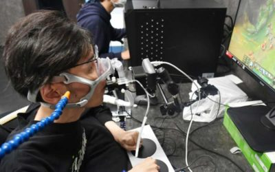 eSports para personas con discapacidad. Así es el primer torneo en Japón.