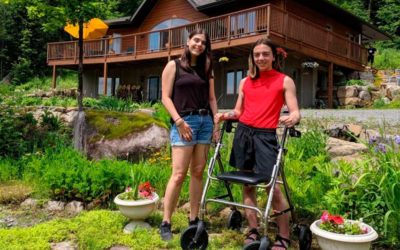 Kéroul promotes adapted tourism without limits. Québec for All travel database.