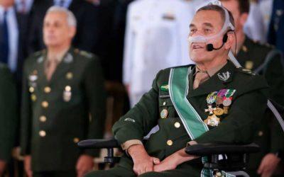 Maconha como tratamento medicinal. General Villas Bôas defende seu uso.