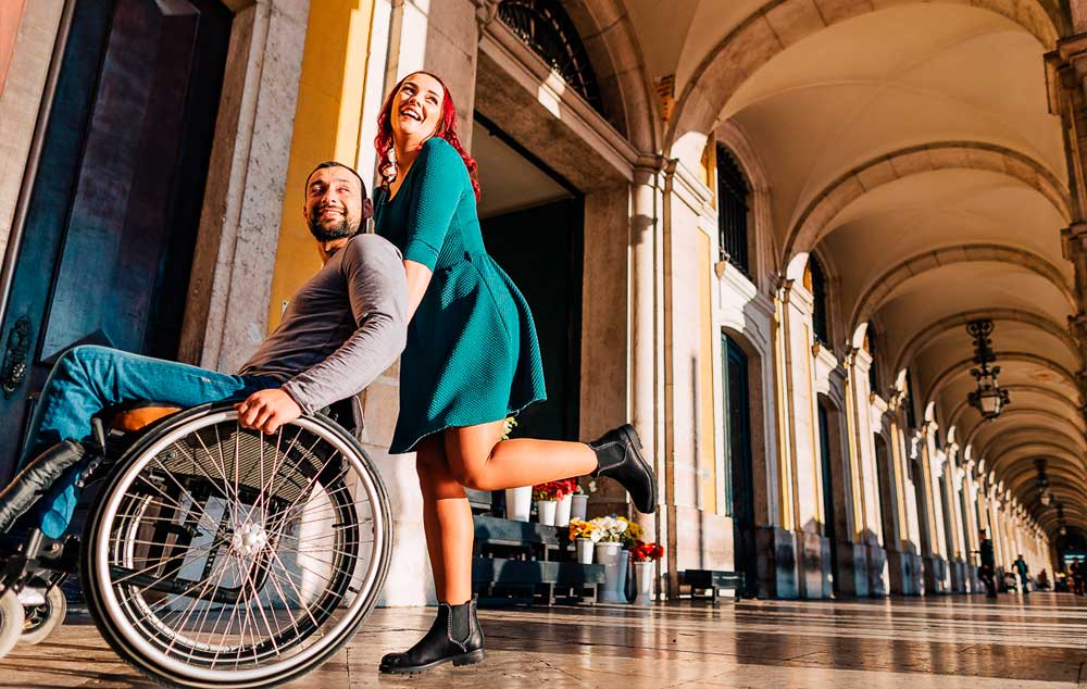 Accessible Tourist Destination award. Portugal wins the first edition.