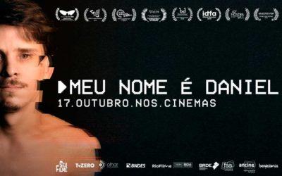 """Acessibilidade e deficiência em documentário. """"Meu Nome é Daniel"""" chega aos cinemas."""