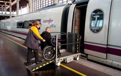 Tarjeta dorada Renfe para discapacitados. Aprenda todo sobre este beneficio.
