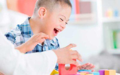 Brinquedos para crianças com deficiência. Dicas para fazer as melhores escolhas.