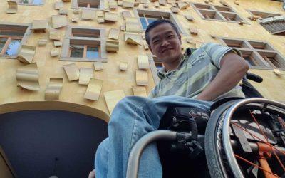 Viajando com mobilidade reduzida. Guia para um turismo acessível.